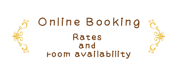 online booking - Rates and room availability