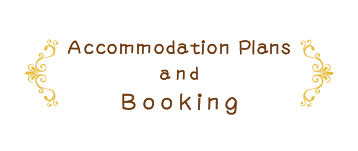 Accommodation Plans and Online Booking